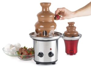KitchPro® Chokolade-fontæne Julegave