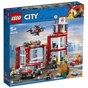 Lego City Julegave