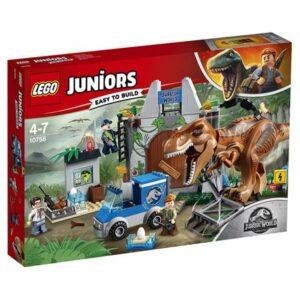 Lego Juniors Julegave